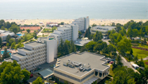 Albena Beach Resort, Bulgaria