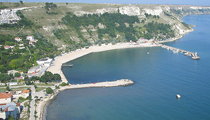 Kavarna on Bulgaria's Black Sea Coast